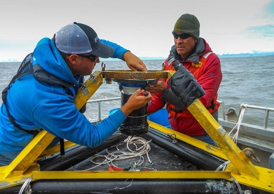 Current Survey, Cook Inlet