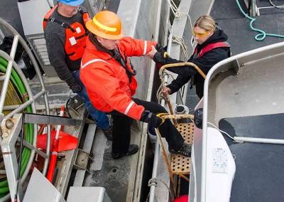 Offshore Crew Changes